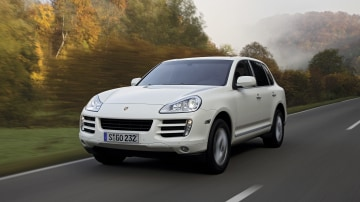 2009-10 Porsche Cayenne diesel used car review