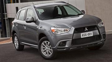 Mitsubishi ASX 2WD.