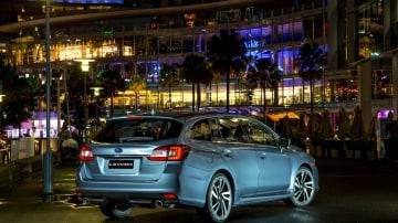 2016 Subaru Levorg GT-S.