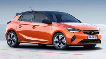 2020 Opel Corsa-e officially unveiled