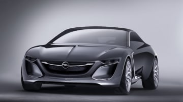 The 2018 Holden Commodore is expected to be based on Opel's next generation large sedan, previewed by the Opel Monza concept.