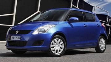 2011 Suzuki Swift.