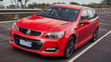 Holden plans to offer a full complement of Commodores until its factory closes.