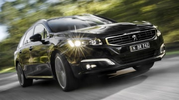 New Peugeot 508 Will Feature Near-Autonomous Driving Systems