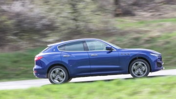 The new Maserati Levante could be the sportiest SUV going around.
