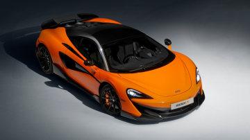 McLaren 600LT arrives in Oz