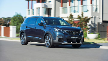 2018 Peugeot 5008 GT-Line she says, he says review