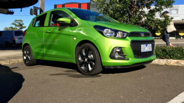 2016 Holden Spark LT REVIEW | It's Fresh And Funky, But An Expensive Little Chihuahua