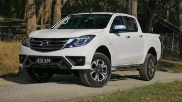2018 Mazda BT-50 new car review