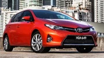 Sydney Motor Show - Toyota Corolla