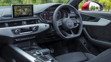 Mid-size luxury comparison test: Audi A4