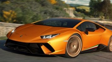Lamborghini Huracan Performante revealed