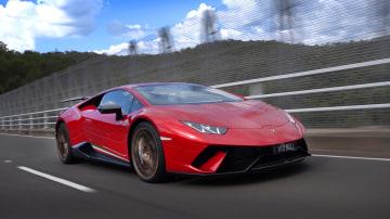 2018 Lamborghini Huracan Performante new car review