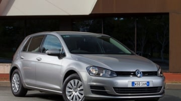 Deals are available on the Volkswagen Golf 90TSI until month's end.