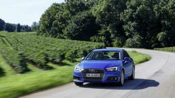 Audi has revealed it all-new A4.