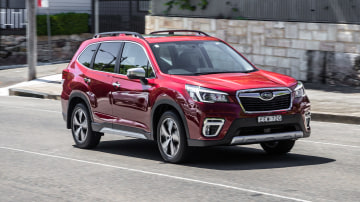 2020 Subaru Forester Hybrid 2.0e-S review