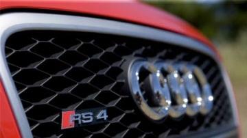 Audi RS4 sedan ceasing production update