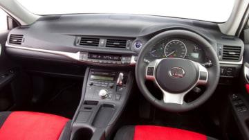 Lexus CT200h Prestige.