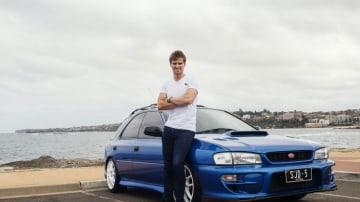 Star and Car: Steve Danielsen