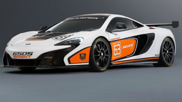 McLaren 650S Sprint To Debut At Pebble Beach