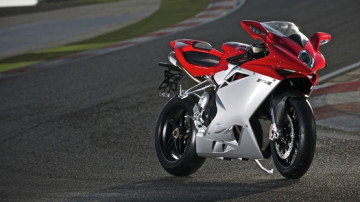 2010 MV Agusta F4 Revealed At EICMA Show In Milan
