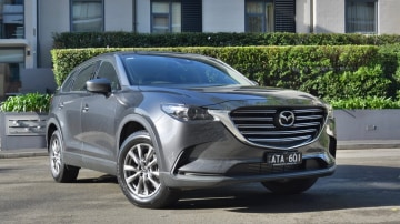 2018 Mazda CX-9 Touring new car review