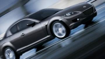 Limited Edition 40th Anniversary Mazda RX8
