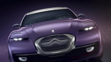 Citroen DS Revolte Concept Headed For Frankfurt, 2CV Hopes Appear Dashed