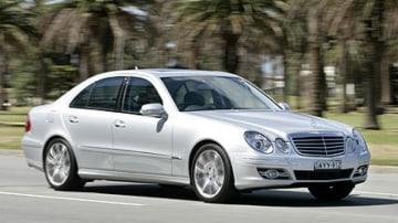 Mercedes-Benz E500 Avantgarde