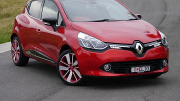 2014 Renault Clio Review: Dynamique EDC Auto