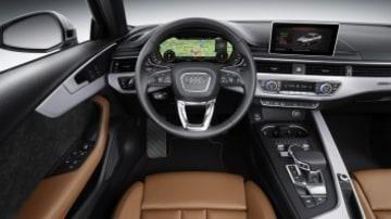 Cockpit 2016 Audi A4