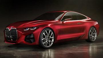 BMW Concept 4 revealed