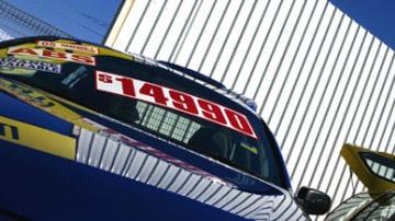 New car sales break million-mark