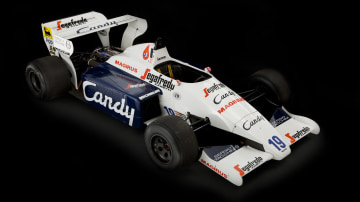 Senna's First F1 Car To Be Auctioned