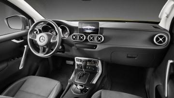 2018 Mercedes-Benx X-Class