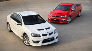 2010 HSV Clubsport And Maloo GXP Launched