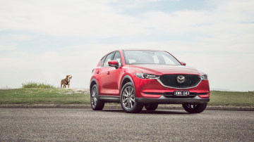 Mazda CX-5 Akera Turbo 2019 Review
