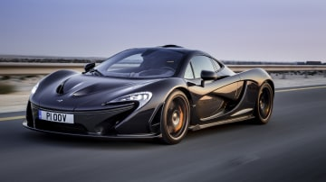 Mclaren is developing a fully-electric supecar.