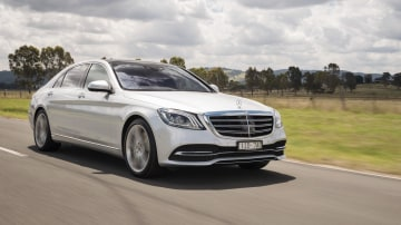 2018 Mercedes-Benz S560 review