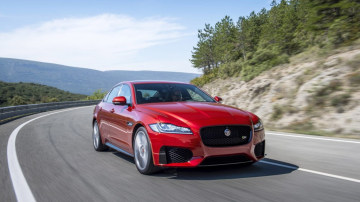 Jaguar has made key progress on its German competitors with an updated XF.