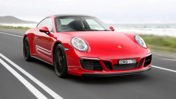 2017 Porsche 911 Carrera4 GTS review