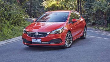 Holden Astra 2018 sweet spot review