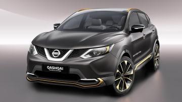 Nissan Pondering Upmarket Future for Qashqai Small SUV?