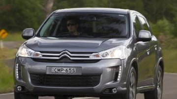 2012 Citroen C4 Aircross Gets New Drive-Away Price For Australia