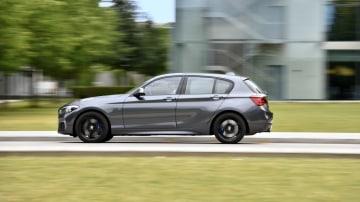 2018 BMW 1-Series.