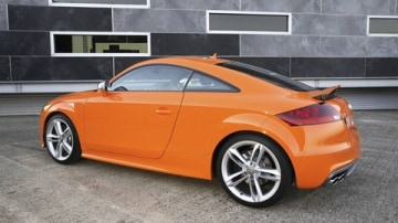 2008 Audi TTS Coupe and Roadster