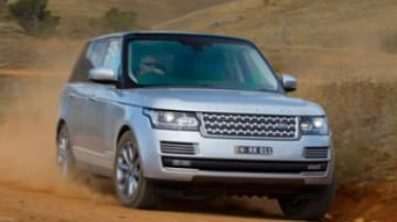 New car review: Range Rover Vogue TDV6