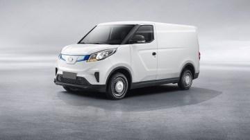 LDV EV30 electric van review: Quick drive