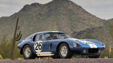 1965 Shelby Daytona Coupe Expected To Sell For Over US$10m At Auction
