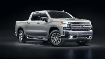2021 Chevrolet Silverado 1500 LTZ price rises after General Motors takeover